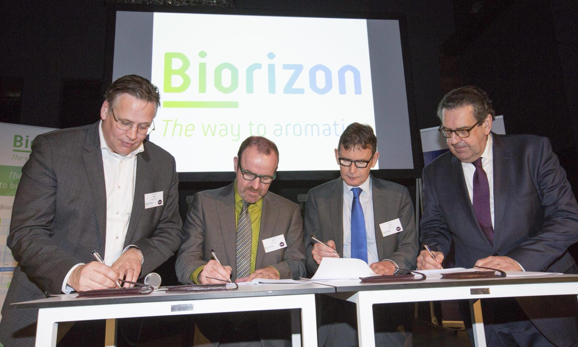€10 million for developing sustainable raw materials for chemical