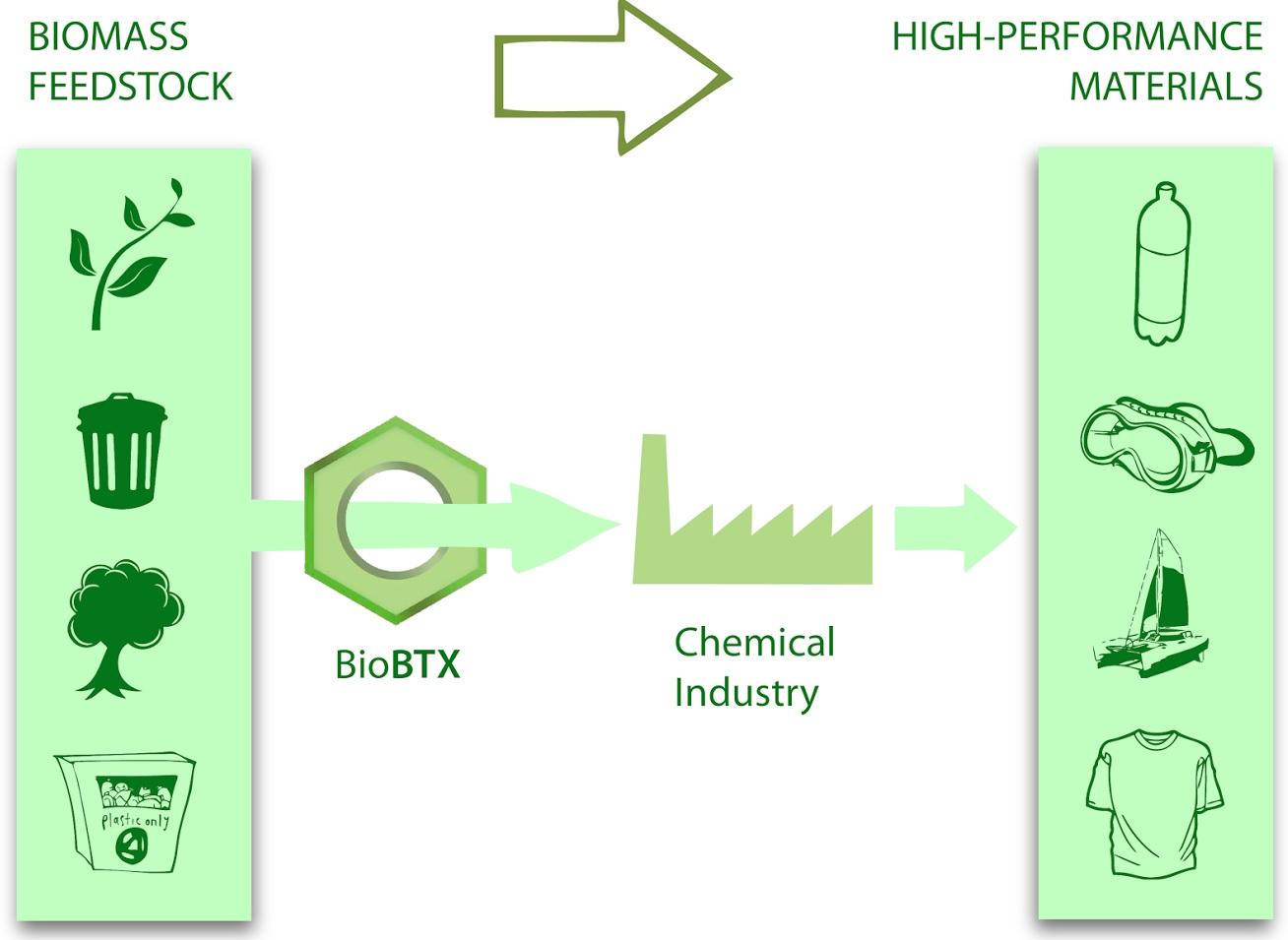 BioBTX process