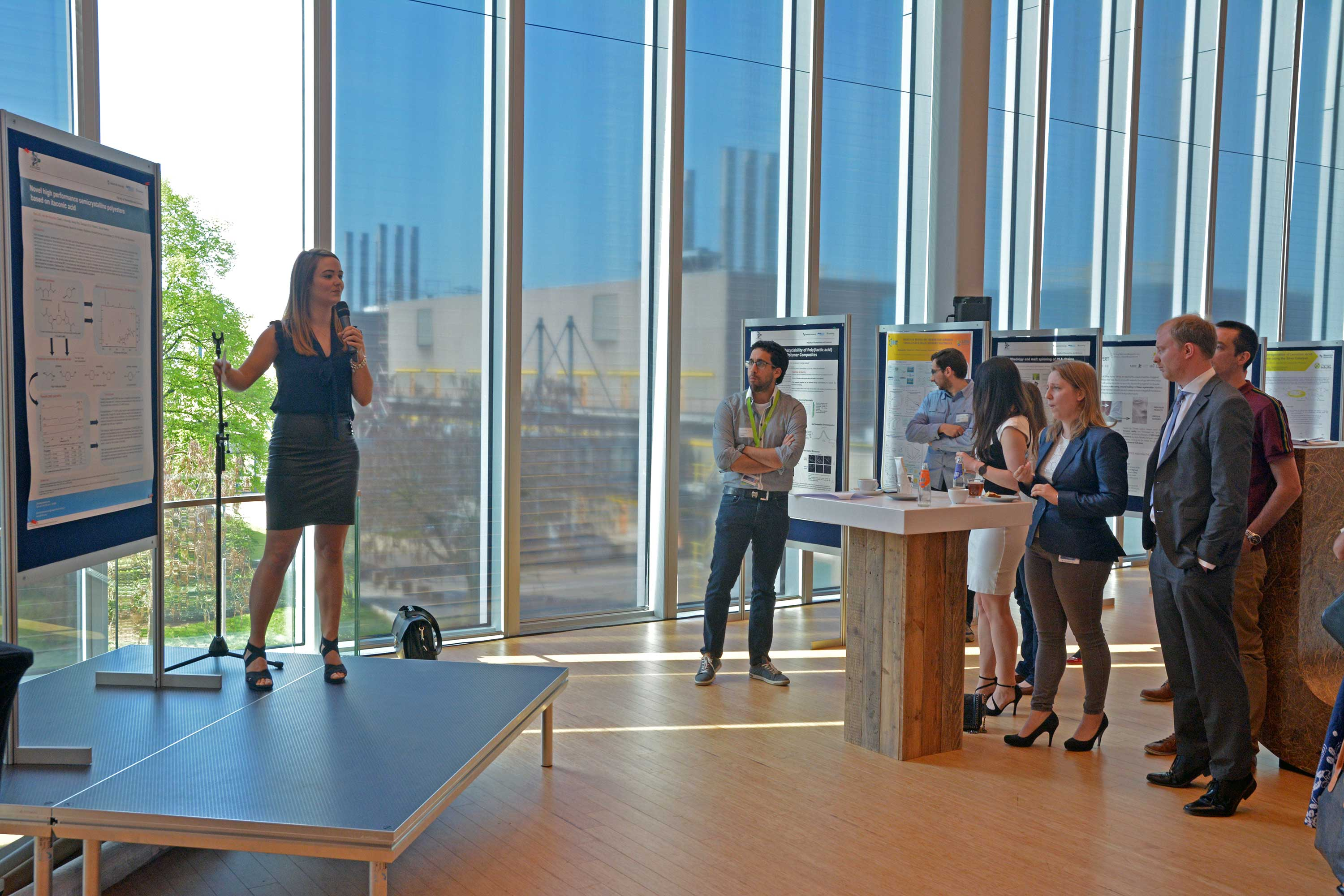 Students Posterpitches