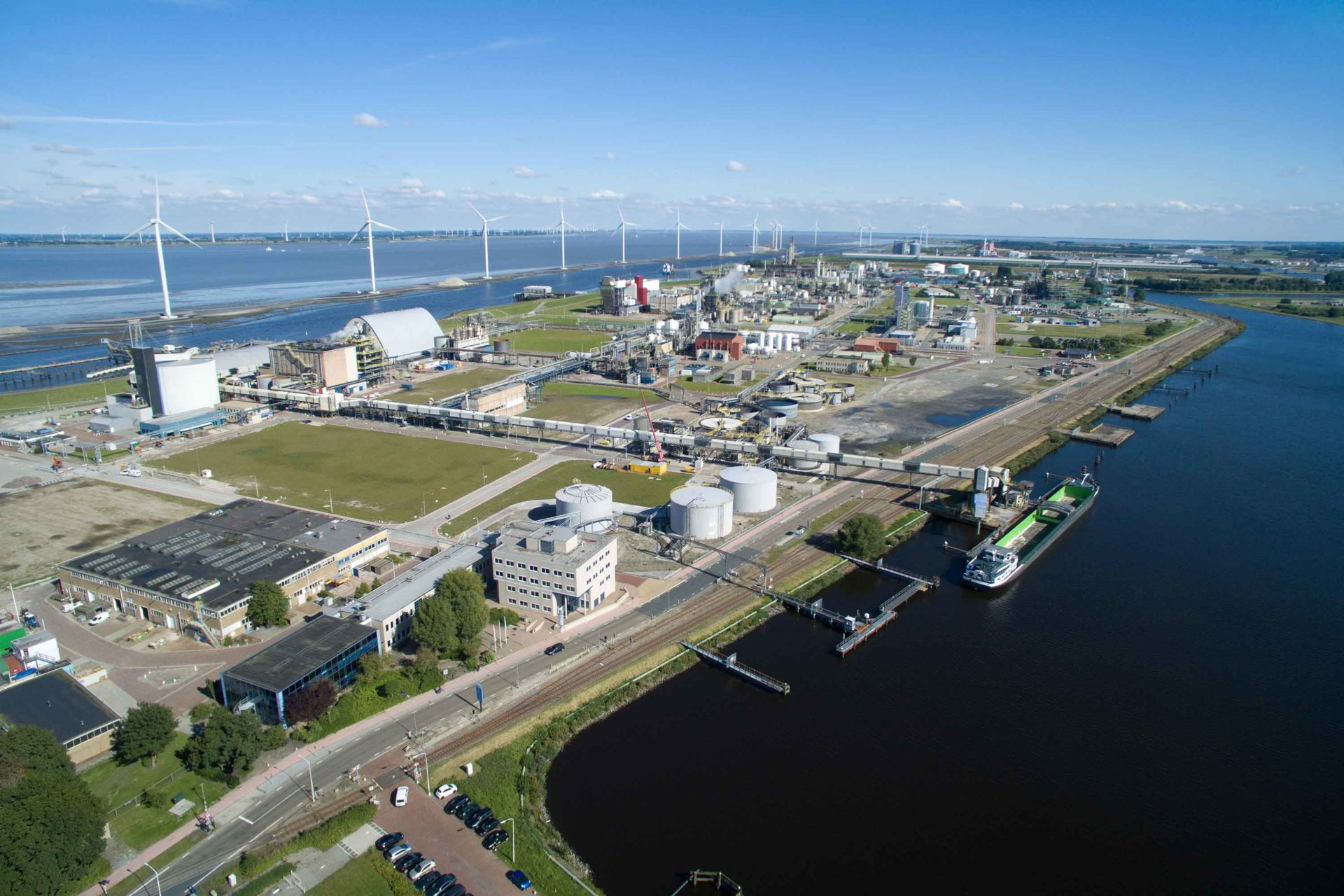 North Netherlands aims to close green cycles