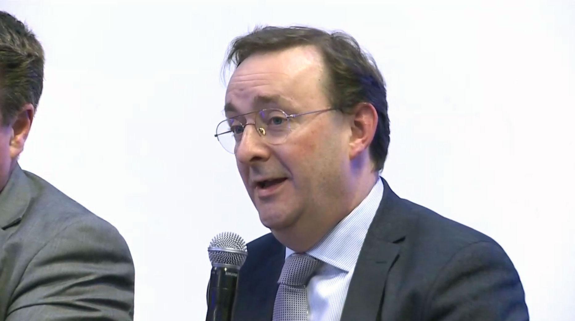 Alain Dufait, Cargill