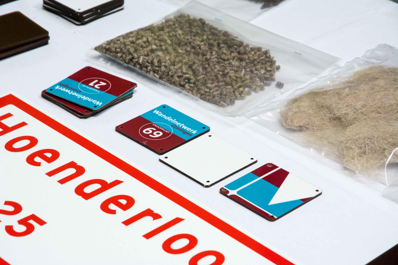 Biobased road signs by HR Groep