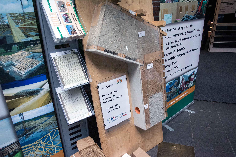 Biobased building materials