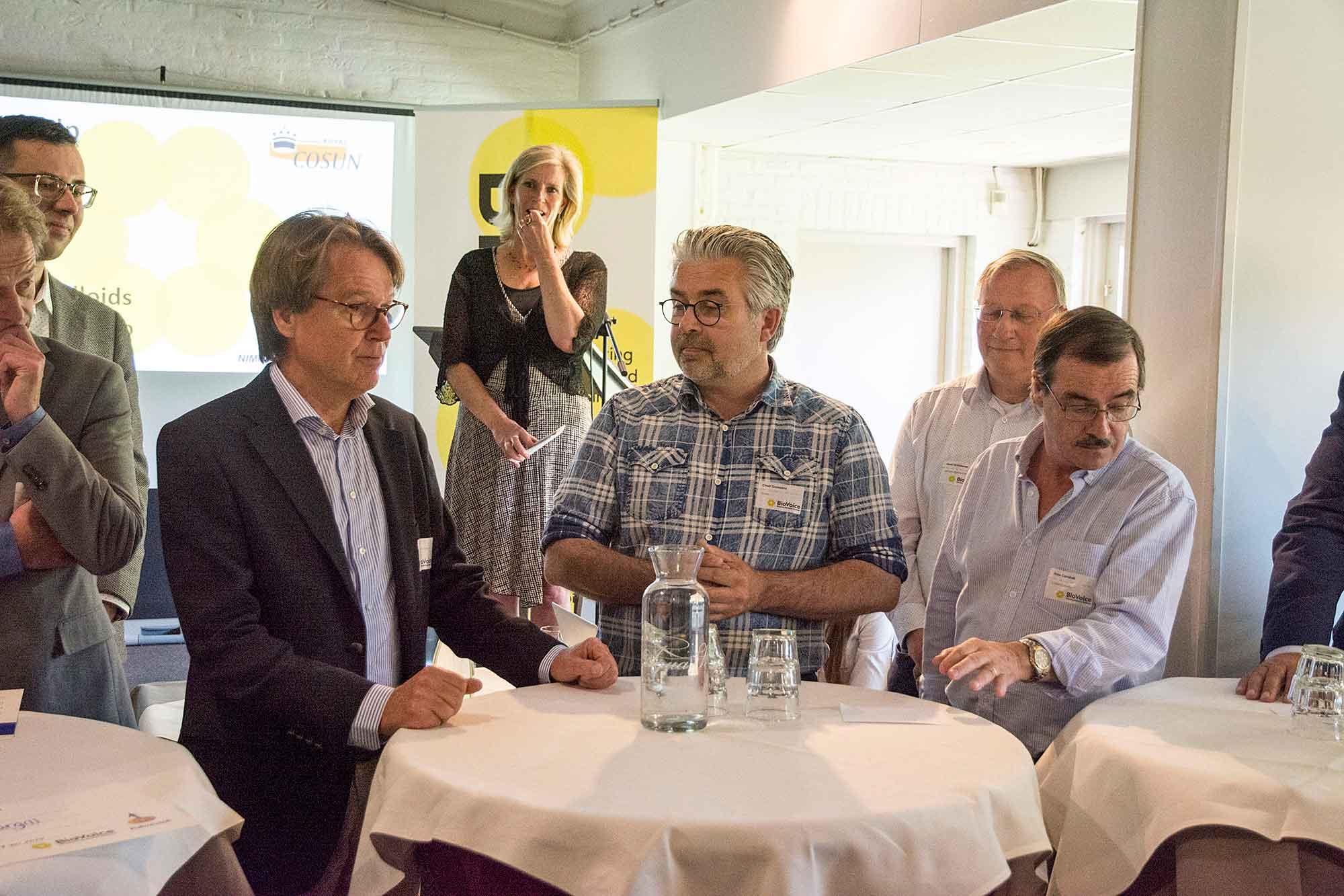 Ad de Laat and contractants