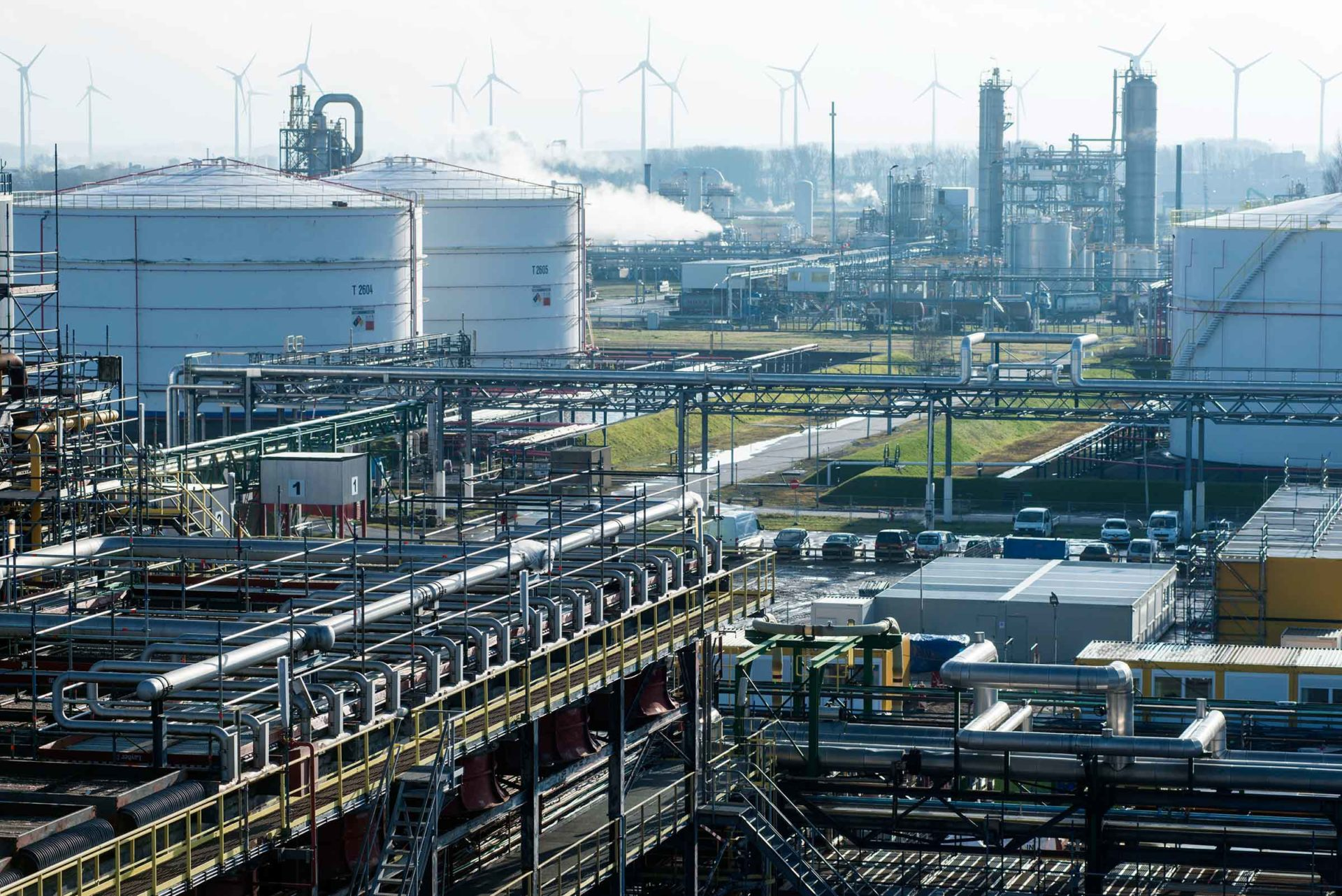 'Hydrogen key to the chemical industry in the Northern Netherlands'