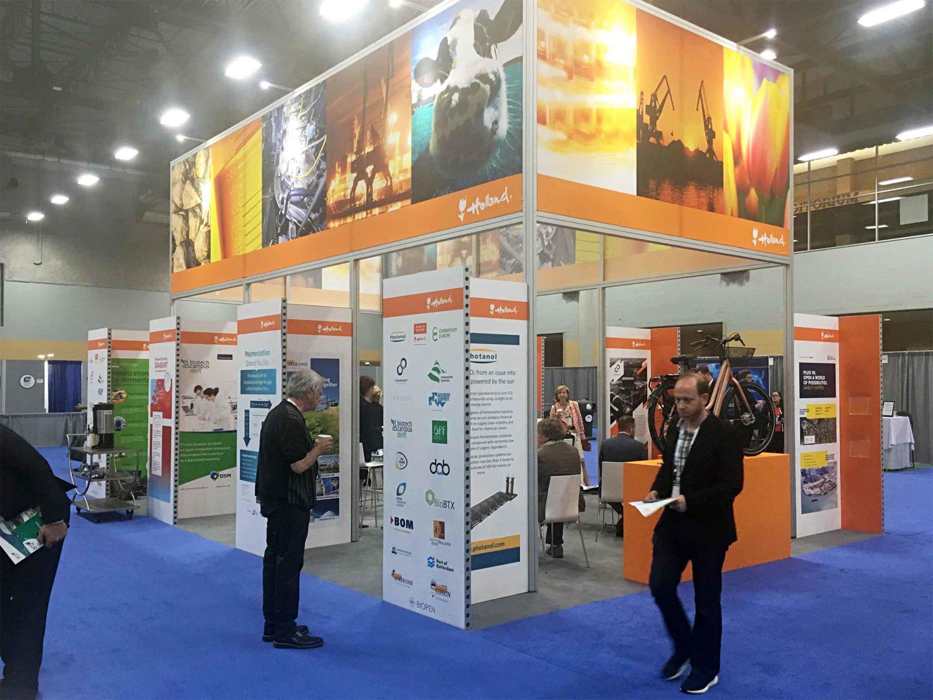 Successful Dutch presence during BIO World Congress on Industrial Biotechnology