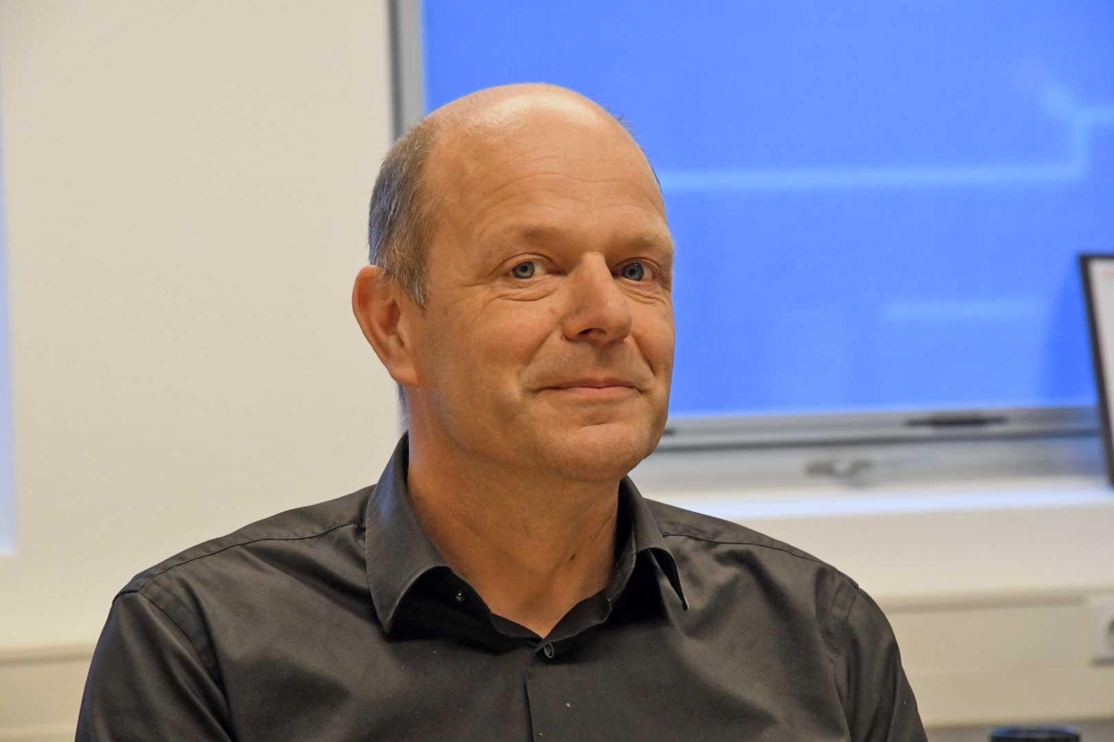 Ton Vries (Syncom / Bio Cooperative)