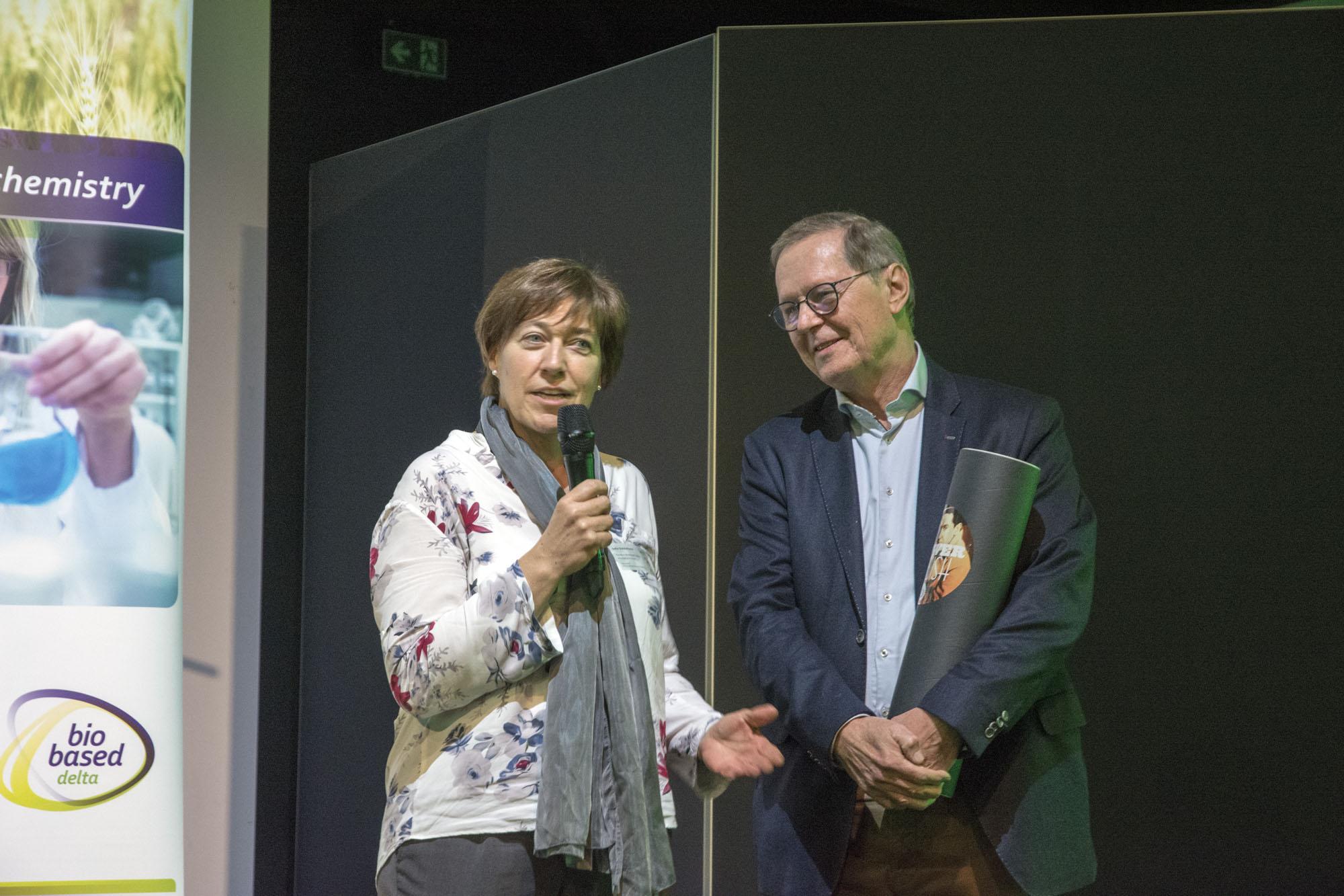 Sofie Dobbelaere and Willem Sederel