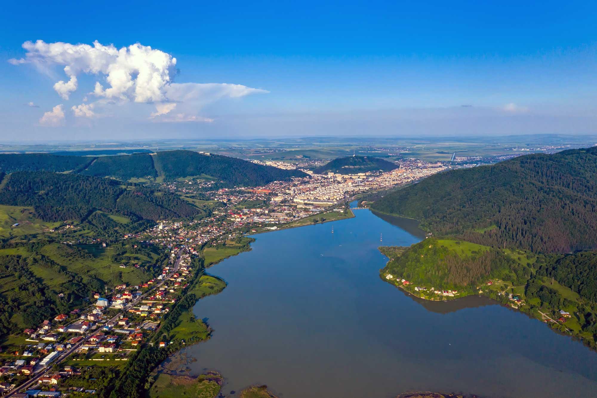 Nord-Est Romania