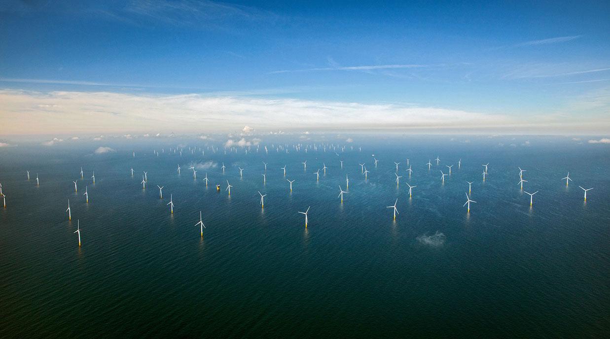 Gemini offshore windpark