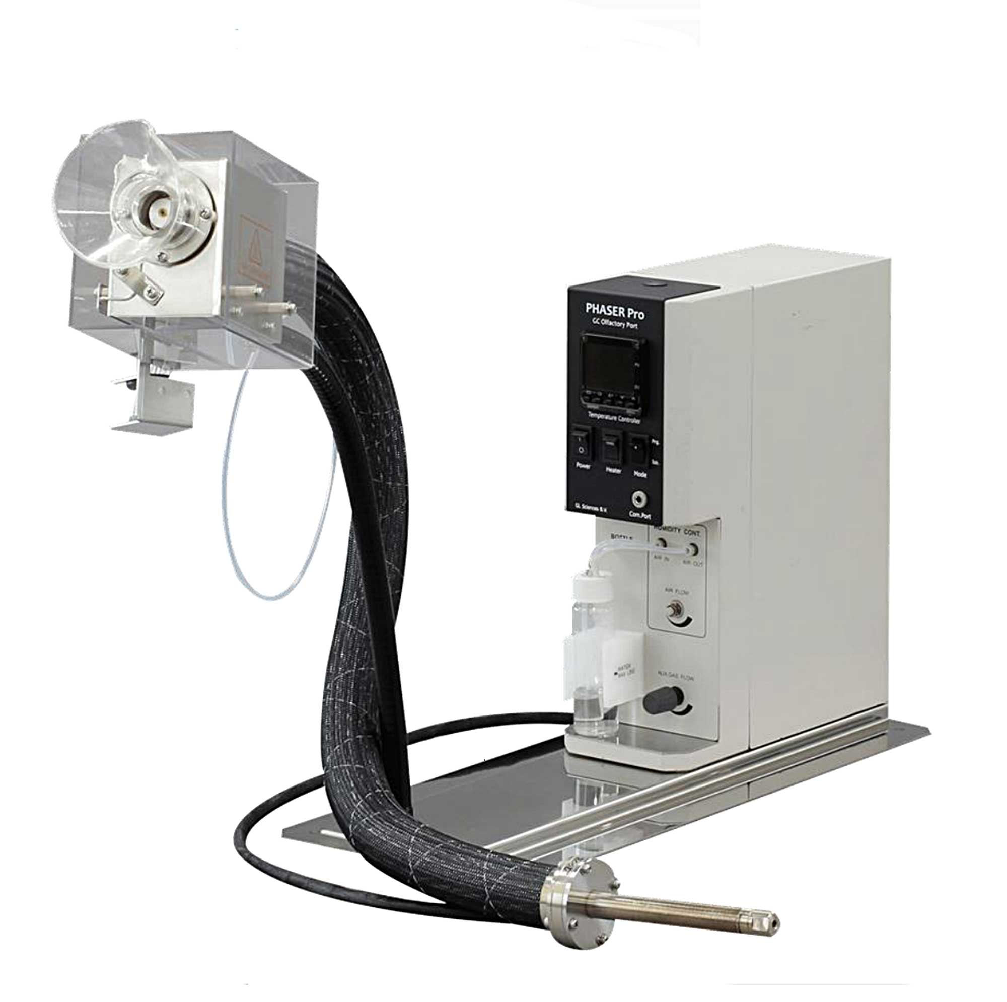 Olfactory detection port for gas chromatography (image: Phaser, GL Sciences)