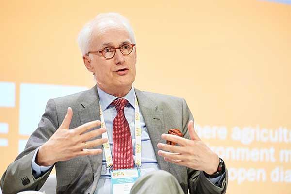 Prof Rob Hamer