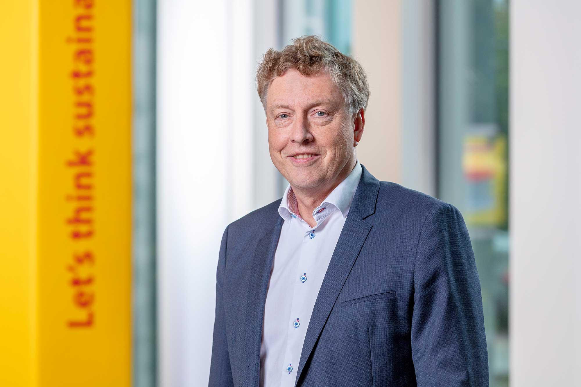 Jan Roos, Director of Sustainability, Teijin Aramid