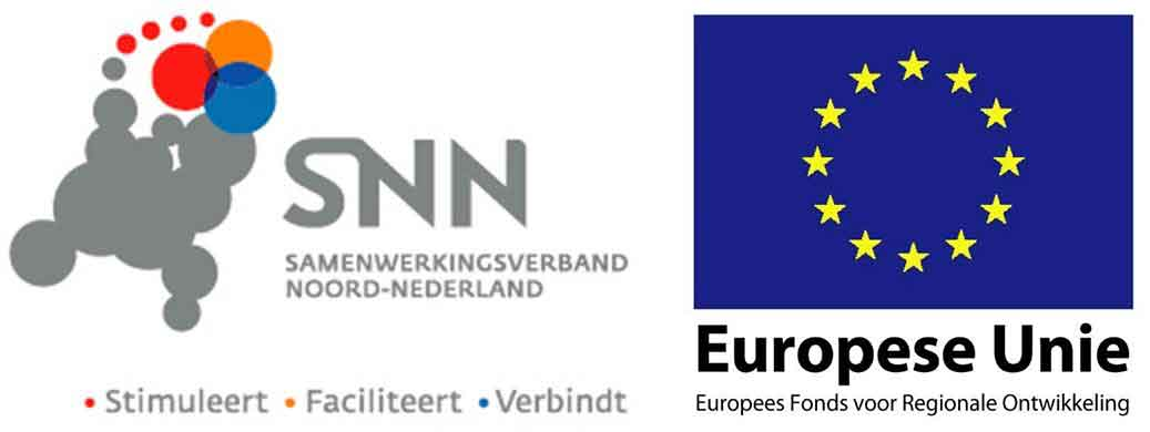Logo's SNN ERDF